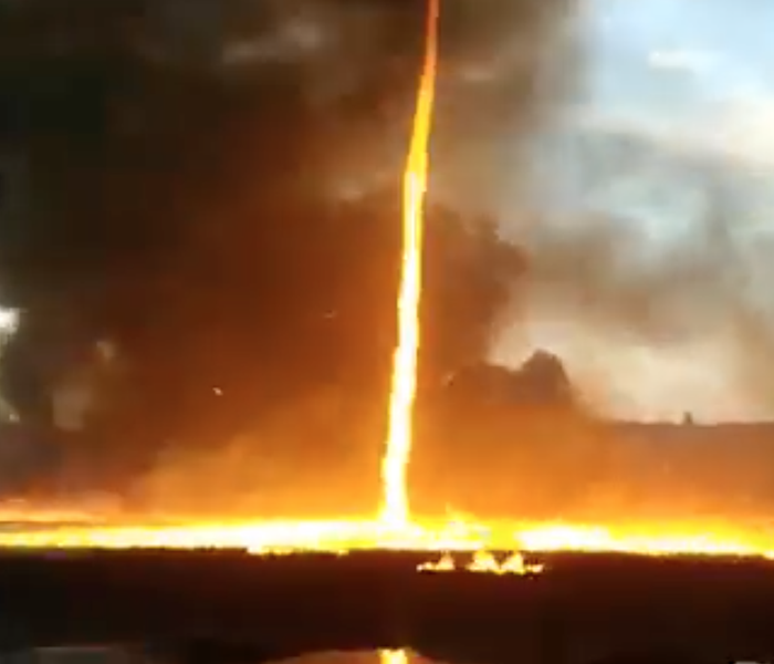 funnel of fire