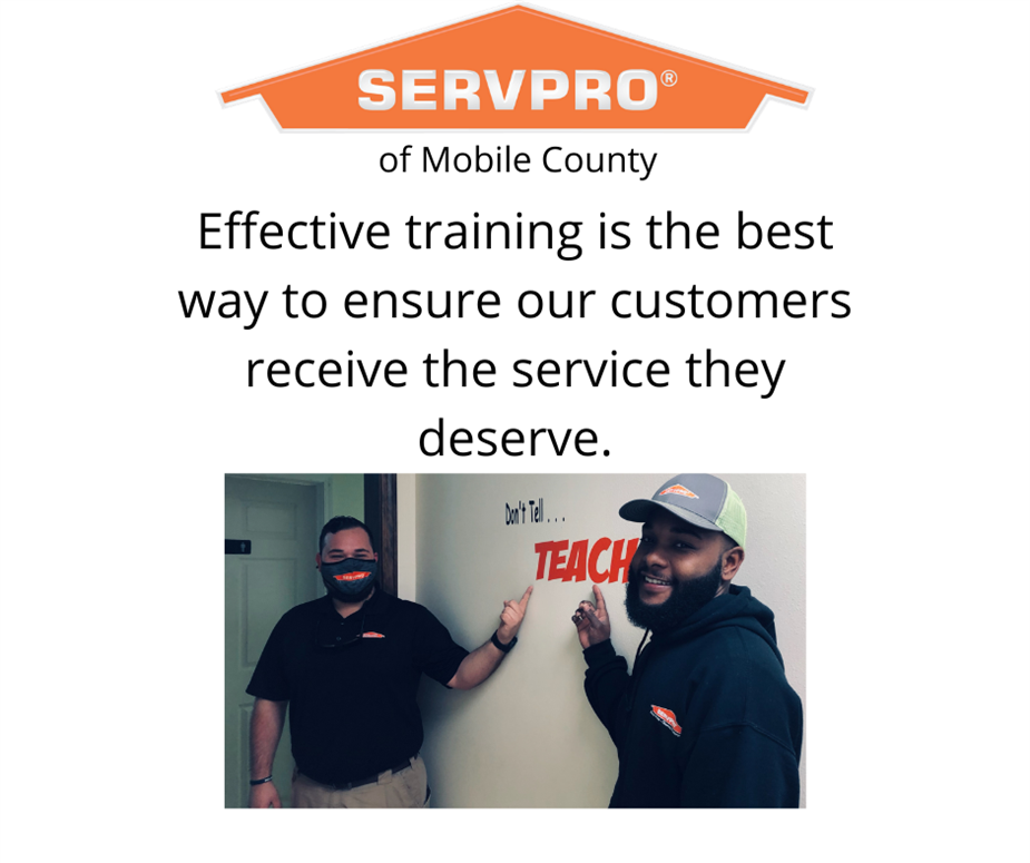Educating our employees so our customer know they are receiving the best company.
