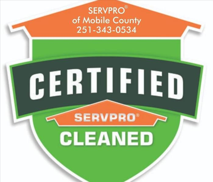 SERVPRO Certified Covid-19 Cleanings